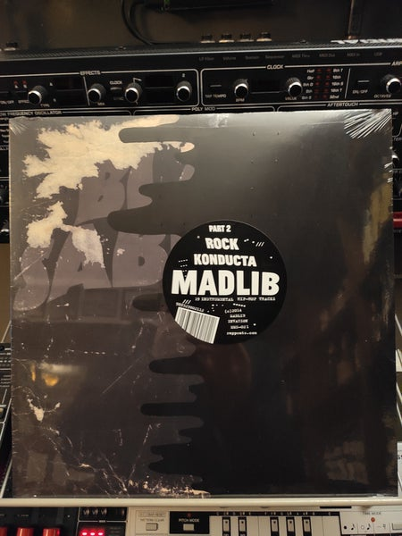 Image of Madlib ‎– Rock Konducta (Part 2)