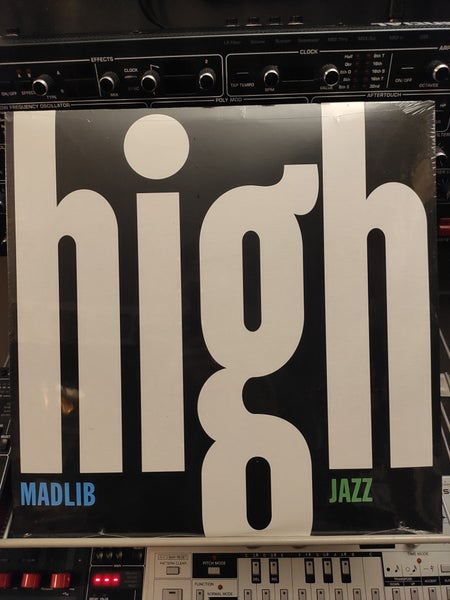 Image of Madlib ‎– High Jazz