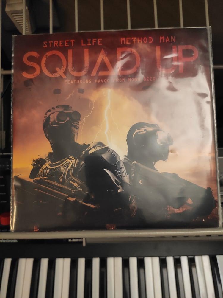 Image of Street Life x Method Man – Squad Up
