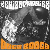 "Image of 12"" EP. The Schizophonics : Ooga Booga.    12"" 5 track EP."