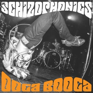 """Image of 12"""" EP. The Schizophonics : Ooga Booga.    12"""" 5 track EP."""