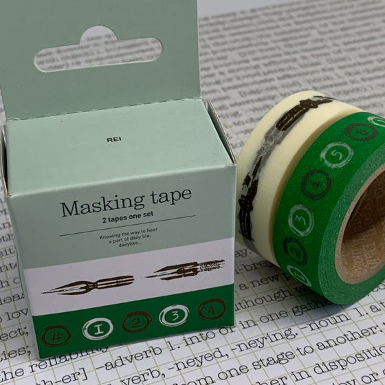 Image of rei washi tape
