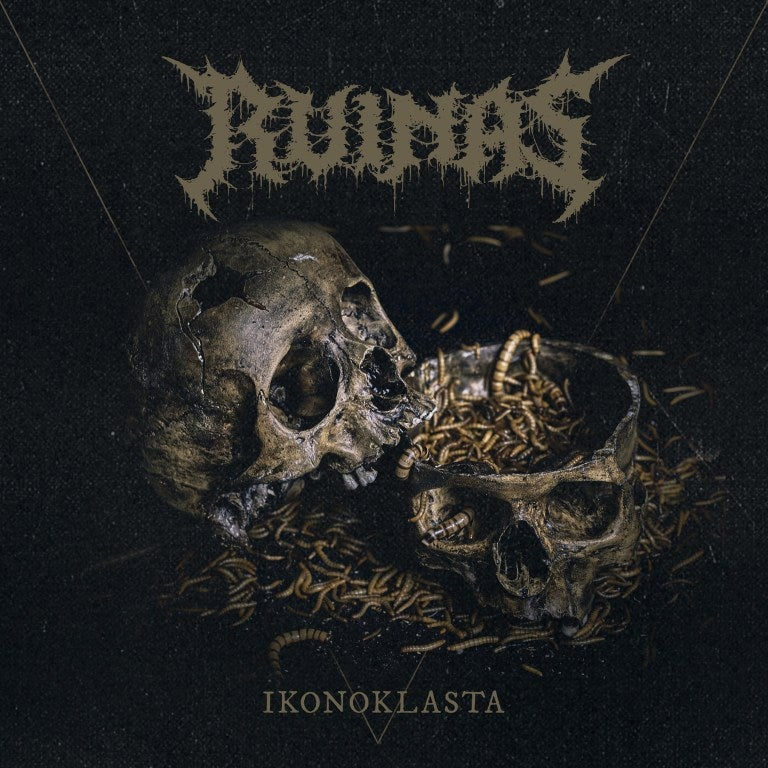 "Image of RUINAS ""Ikonoklasta"" Digipack CD"
