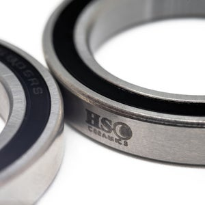 Image of Bontrager Road Wheel Hub Ceramic Bearings