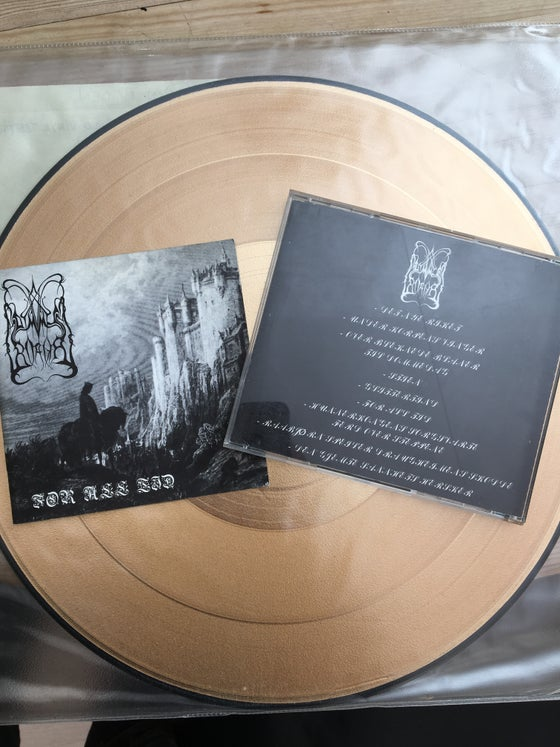 Image of Dimmu borgir 1st press Cd