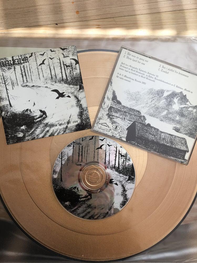 Image of Burzum-Hvis lyset tar oss Original cd