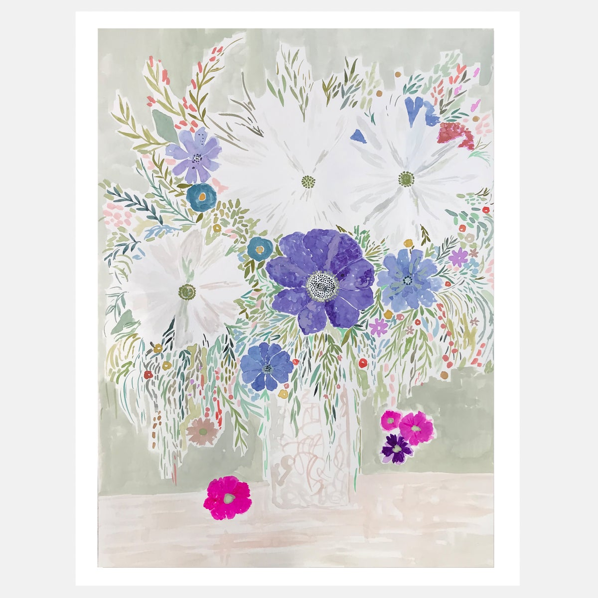 Image of Spring Vase