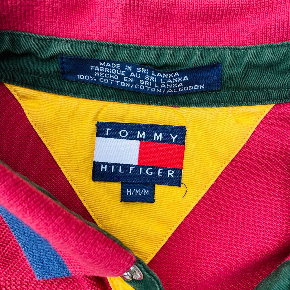 Image of Vintage Tommy Hilfiger Outdoors Polo