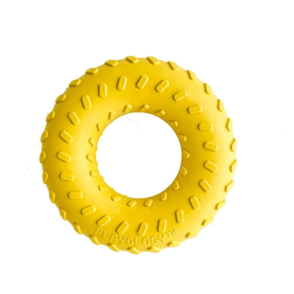 Playology Dual Layer Chew Rings Scented - for Heavy Chewers