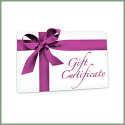 Image of D'MYSTIQUE GIFT CERTIFICATES