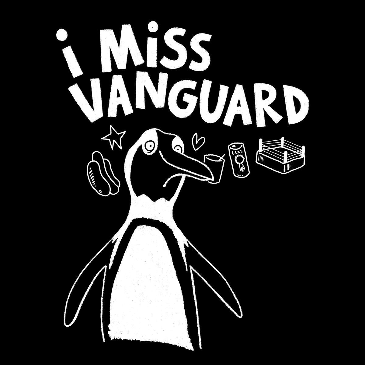 I MISS VANGUARD (PENGIE -T)