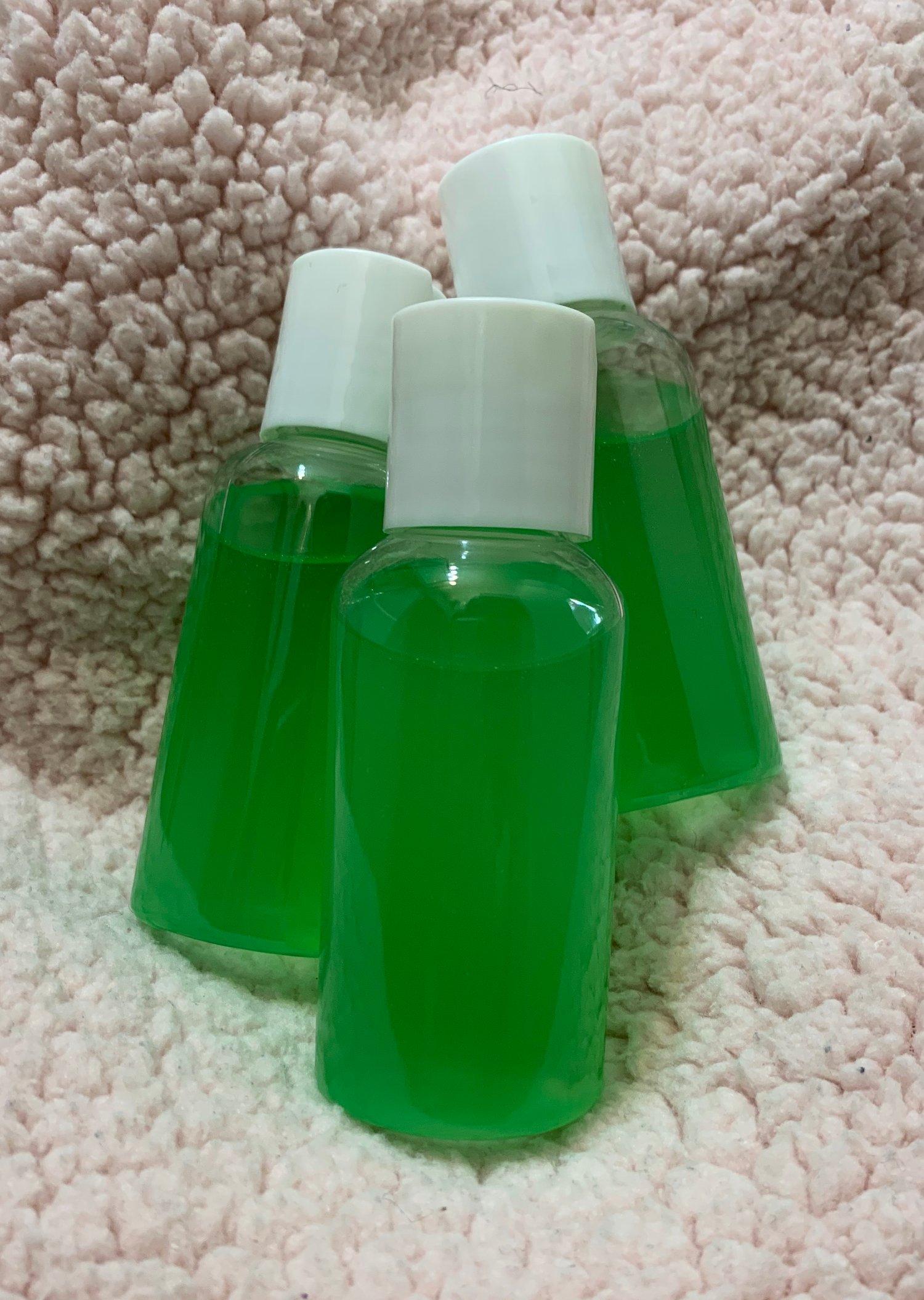 Image of Mint Icing sanitizer
