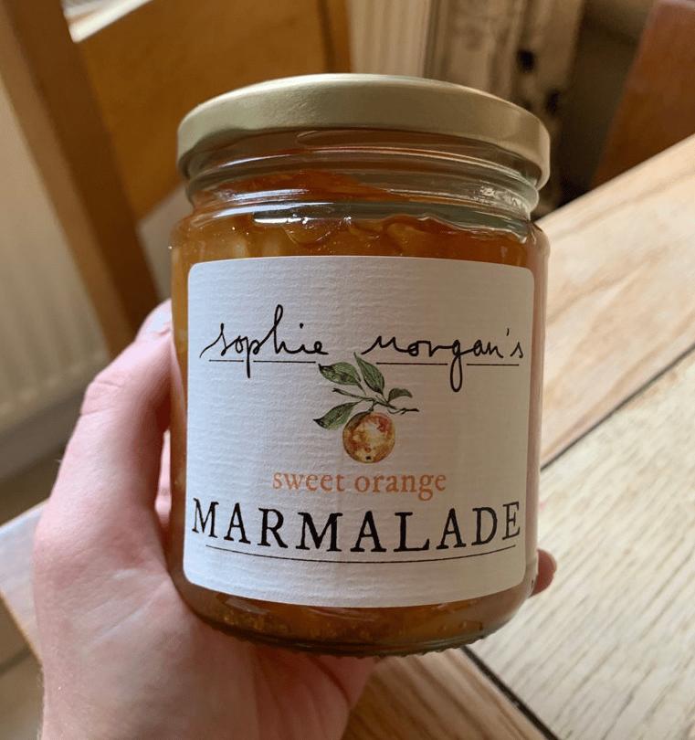 Image of Jar of Marmalade