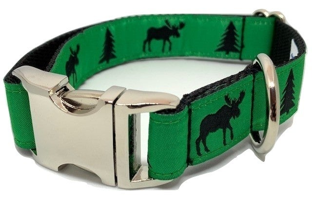 Moose - Dog Collar