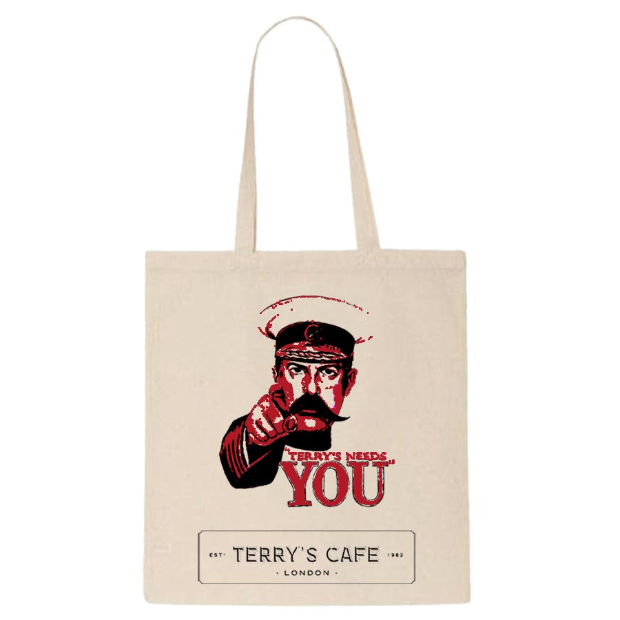 Terry's Tote Bag