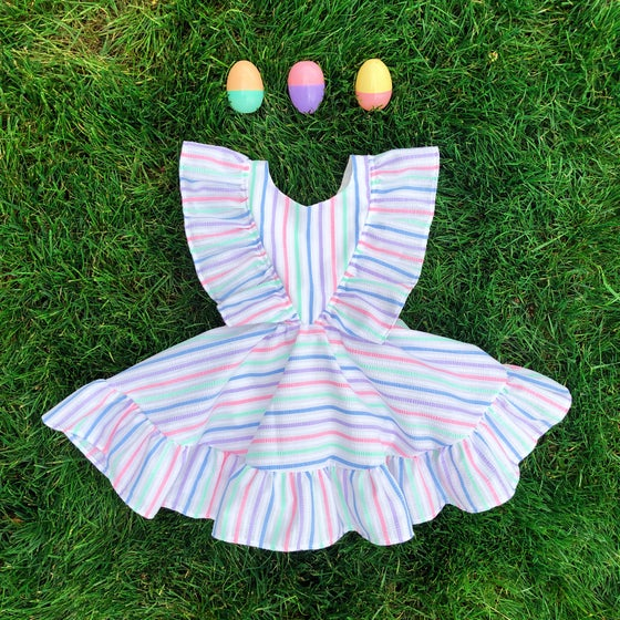 Image of Easter Egg Pinafore
