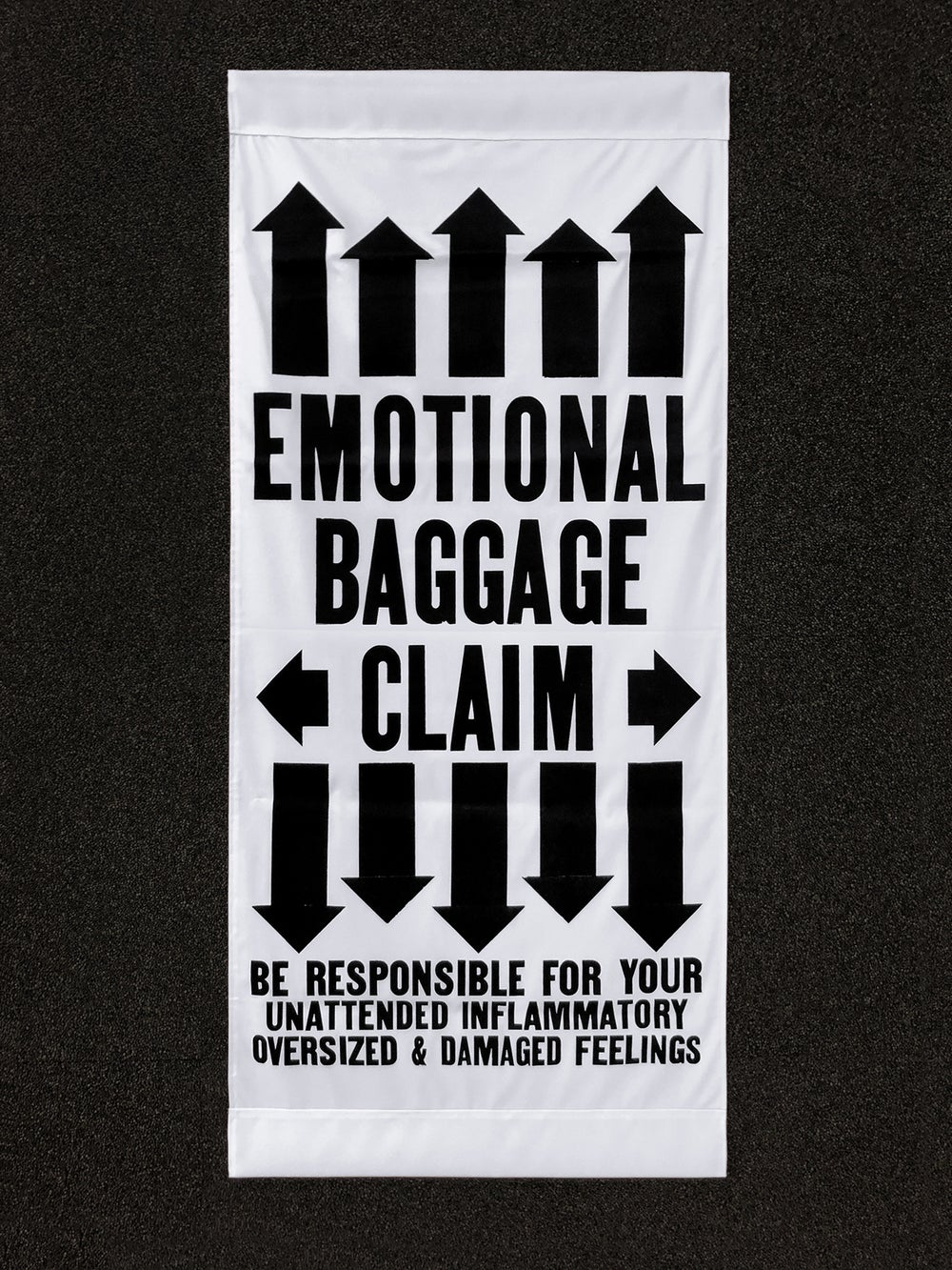 Image of Emotional Baggage Claim