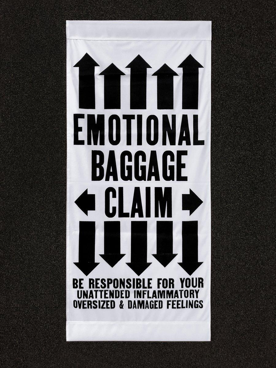 Image of Emotional Baggage Claim
