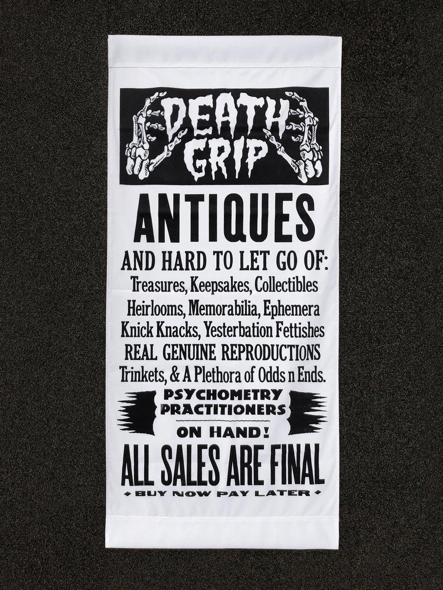Image of Death Grip Antiques