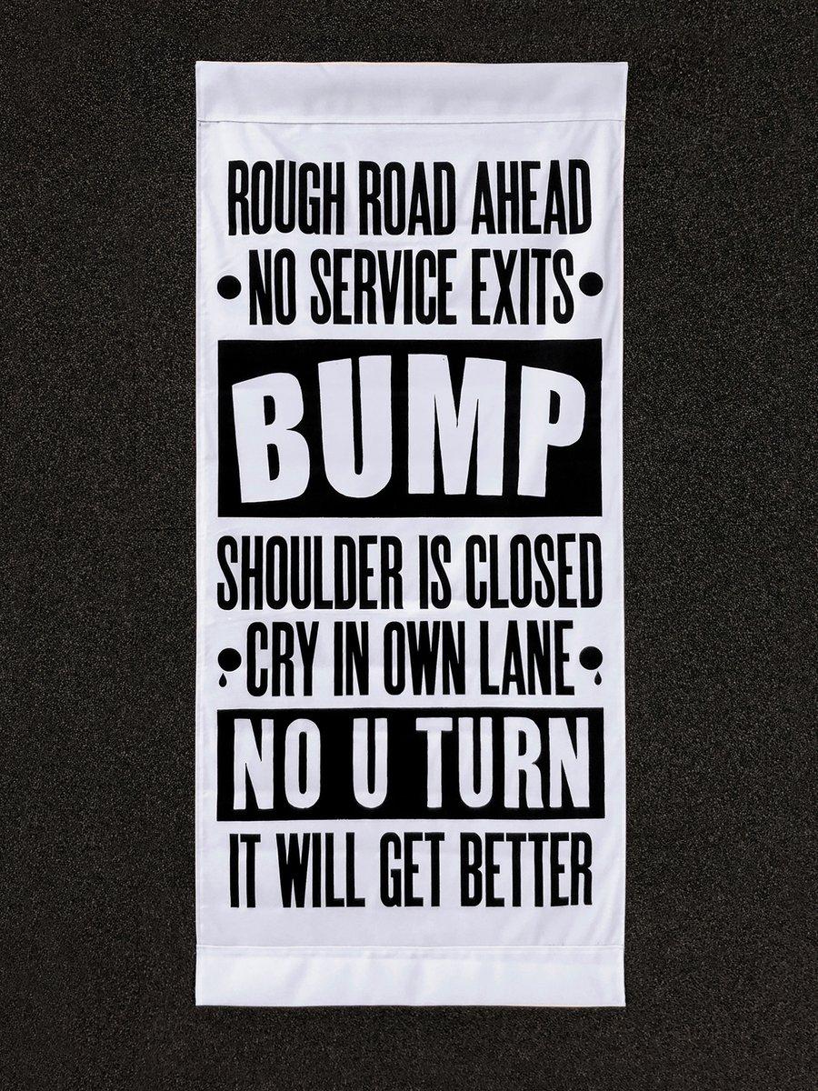Image of BUMP Ahead