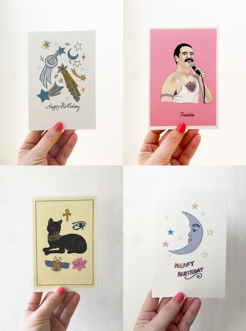 Card Bundle - 5 x cards for £15.00