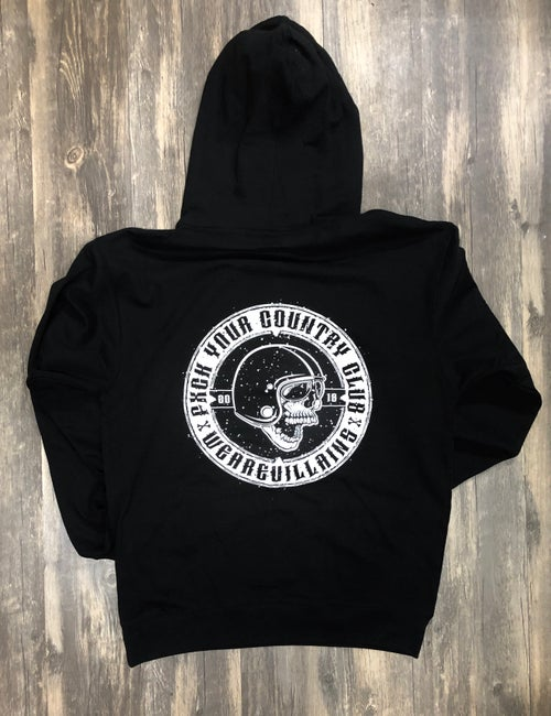 Image of FXCK YOUR COUNTRY CLUB hoodie