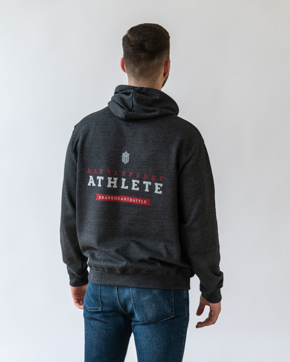 Image of ATHLETE LOGO HOODY