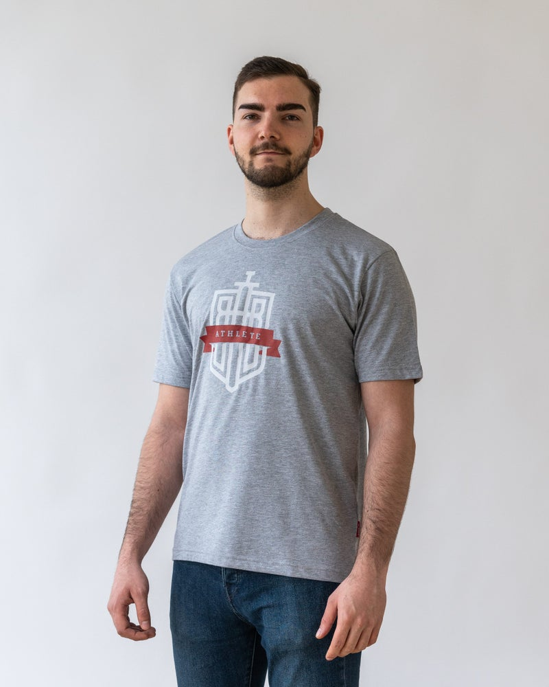 Image of ATHLETE LOGO MEN SHIRT
