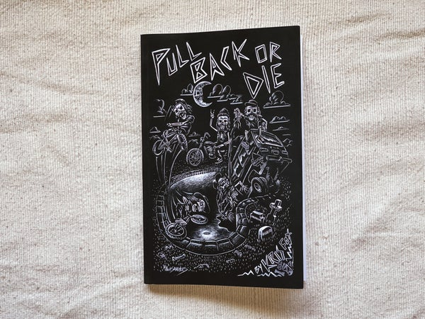 Image of Pull Back or Die Novel