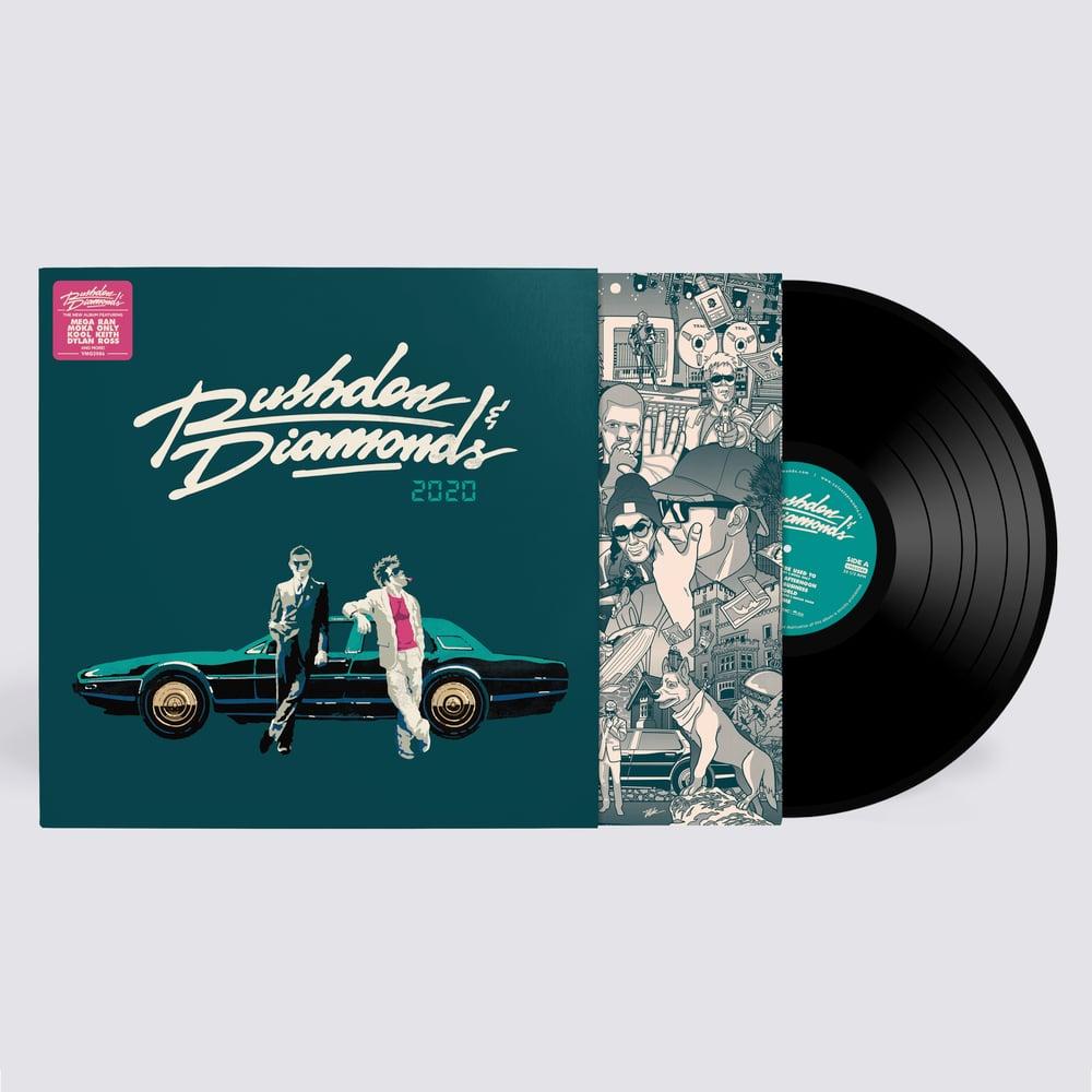 "Image of RUSHDEN & DIAMONDS - 2020 REDUX LTD EDN (12"" VINYL LP)"
