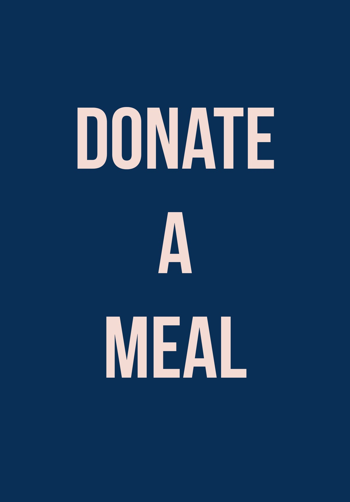 Image of Donate a Meal