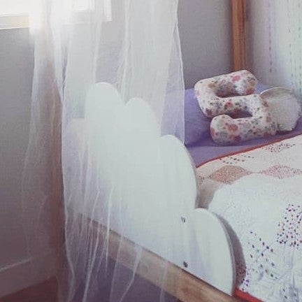 Image of Cloud toddler bed rail