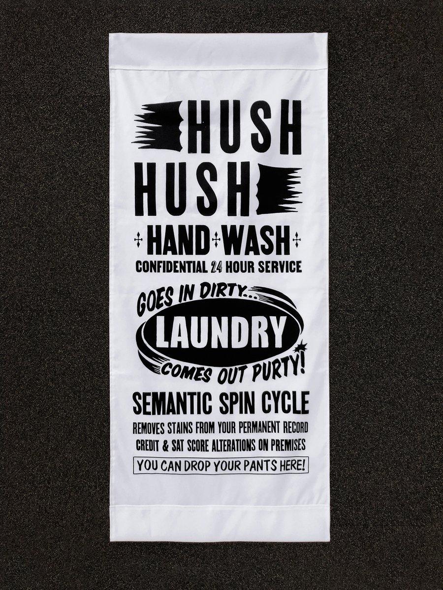 Image of Hush Hush Hand Wash Laundry