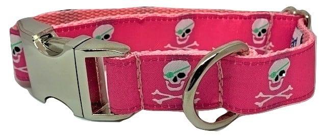 Pirate Skulls - Pink