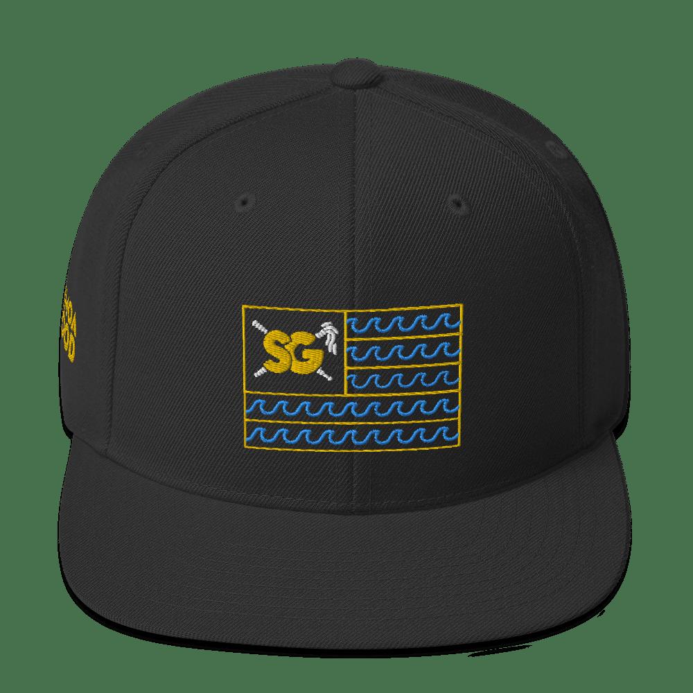 Image of SG Flag Snapback Hat