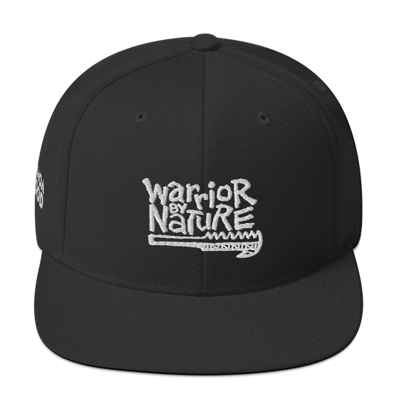 Image of Warrior By Nature Snapback Hat