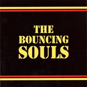 Image of Bouncing Souls - s/t LP