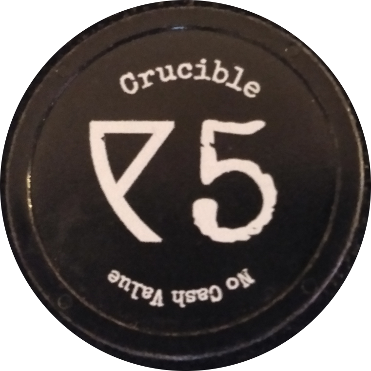 Crucible Drink Chip