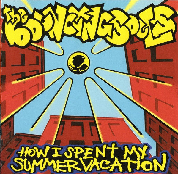 Image of Bouncing Souls - How I Spent My Summer Vacation LP