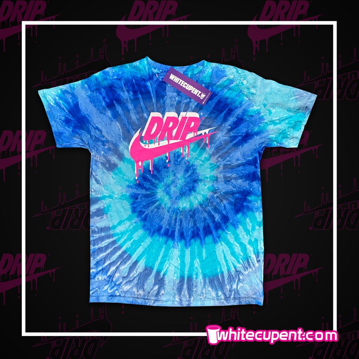 Tie-Dye Nike DRIP tee