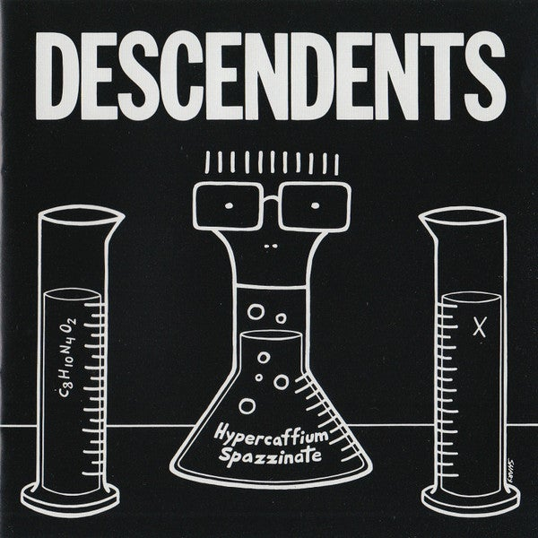 Image of Descendents - Hypercaffium Spazzinate LP