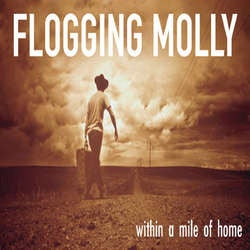 Image of Flogging Molly - Within a Mile of Home LP (color vinyl)