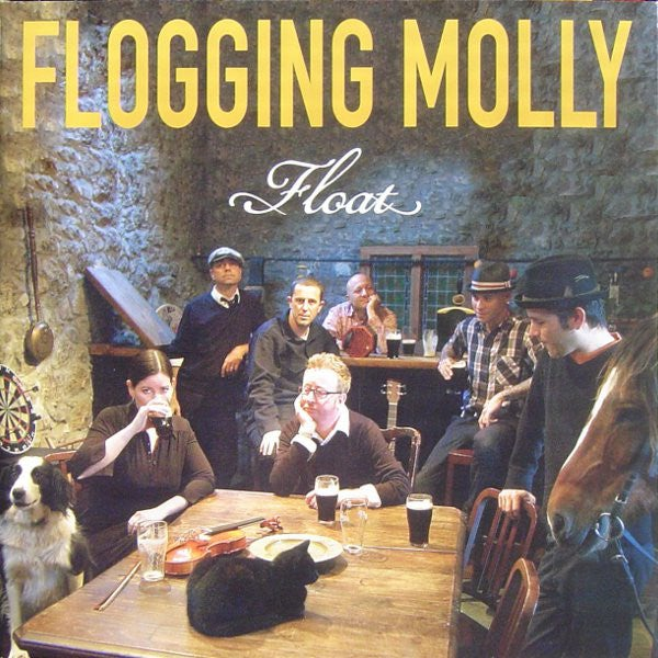 Image of Flogging Molly - Float LP