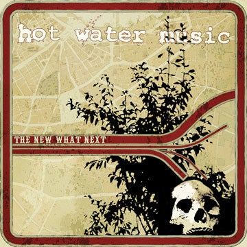 Image of Hot Water Music - The New What Next LP