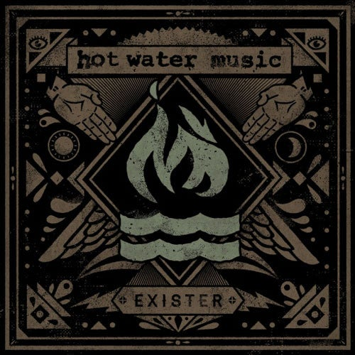 Image of Hot Water Music - Exister LP