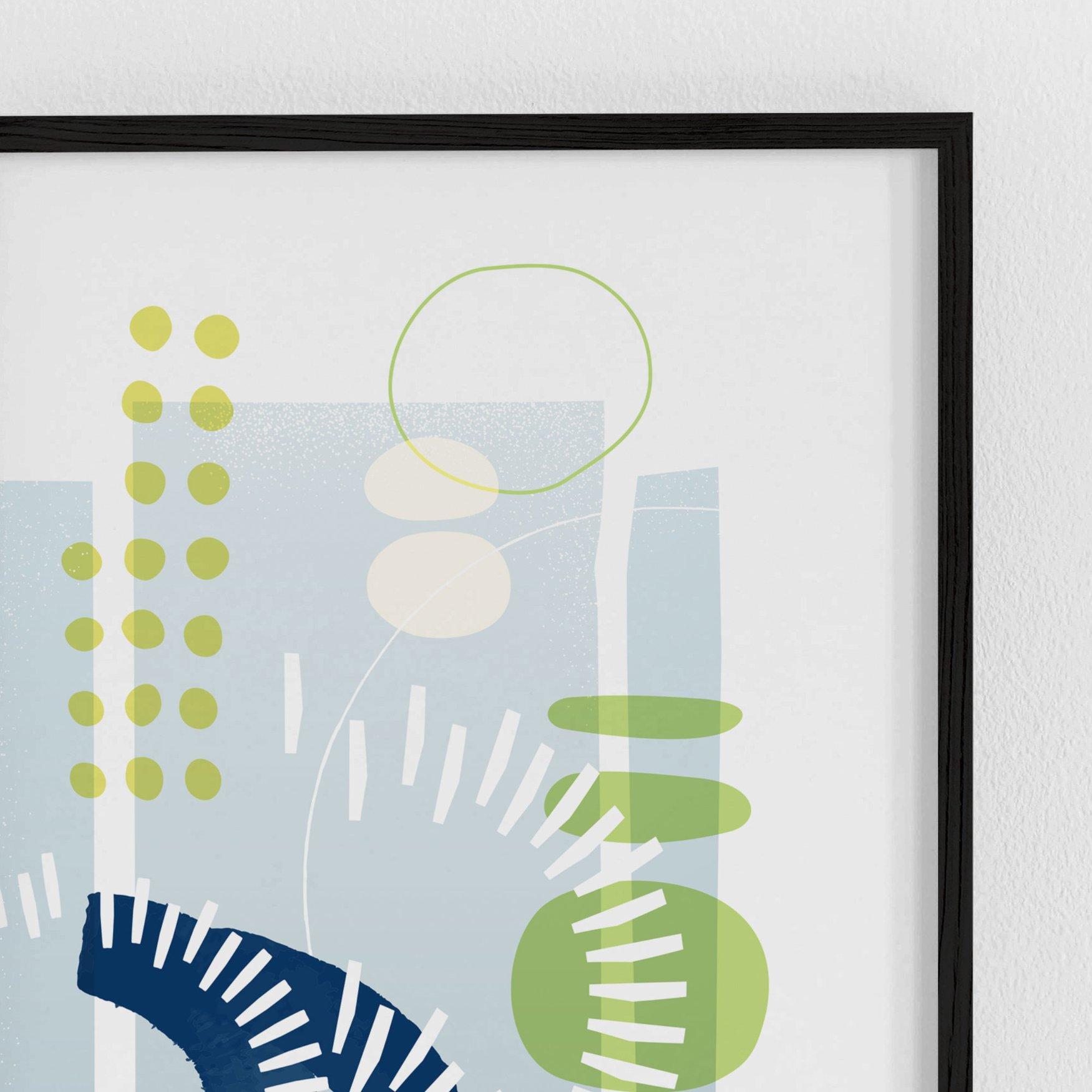 Image of Rhythm & Rhyme Art Print No. 1 Art Print