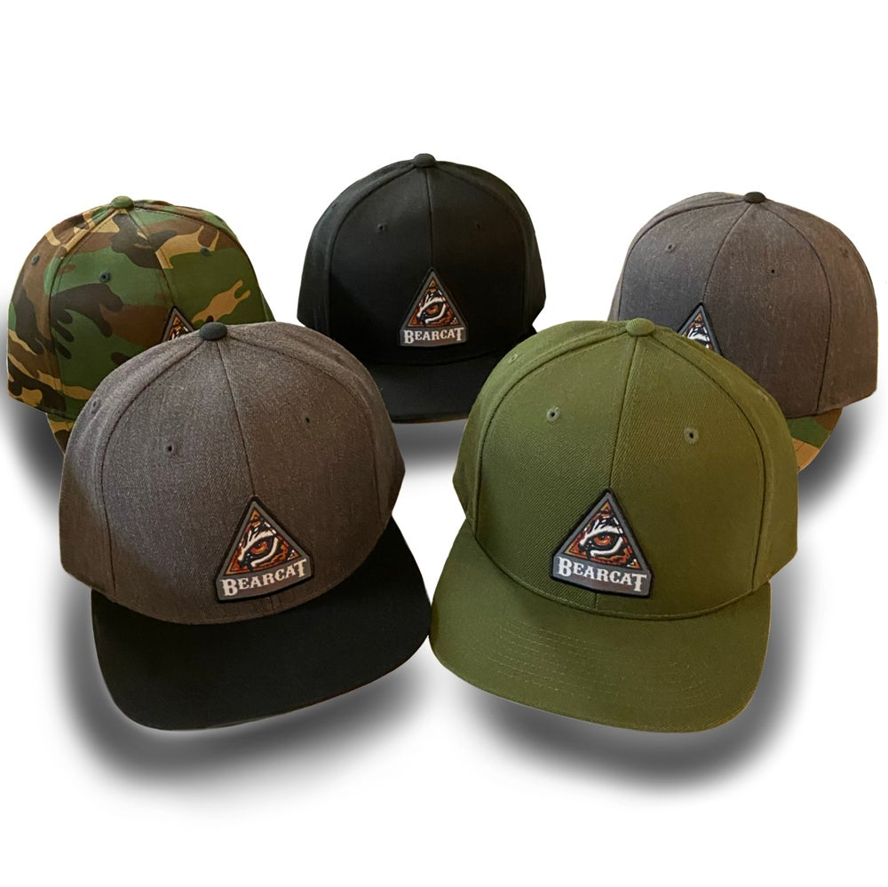 Image of Sublimated Patch Snap Back