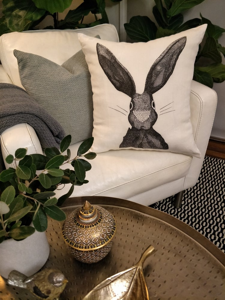 Image of Linen Cushion Covers
