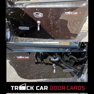 Image of Renault Megane mk 3 - Using original handle - Track Car Door Cards