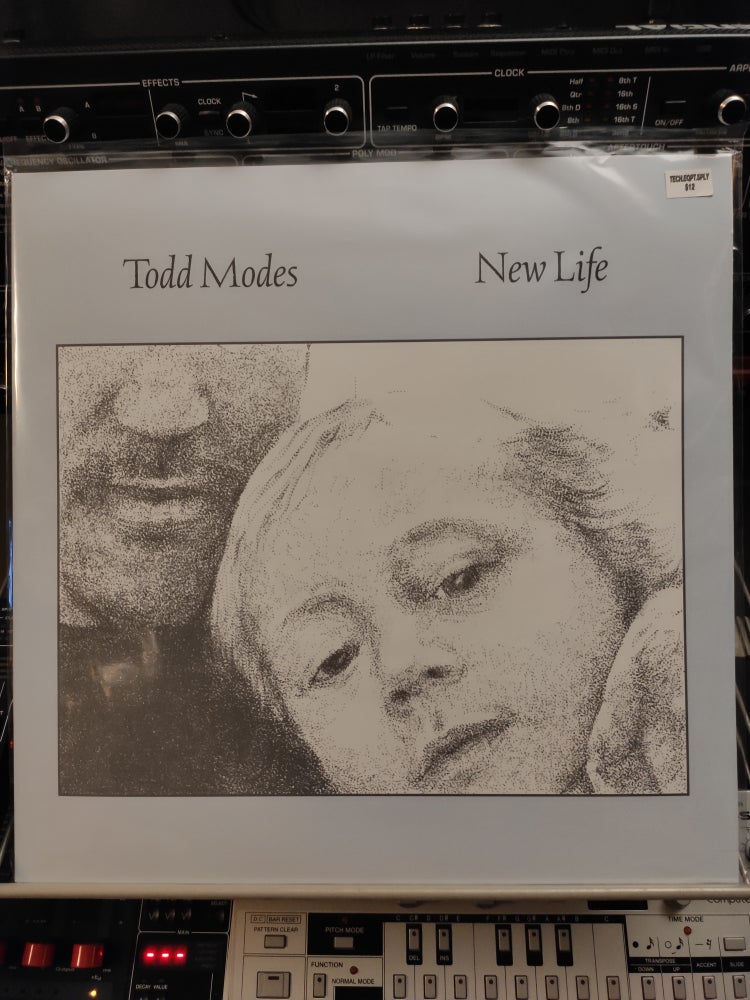 Image of Todd Modes - New Life